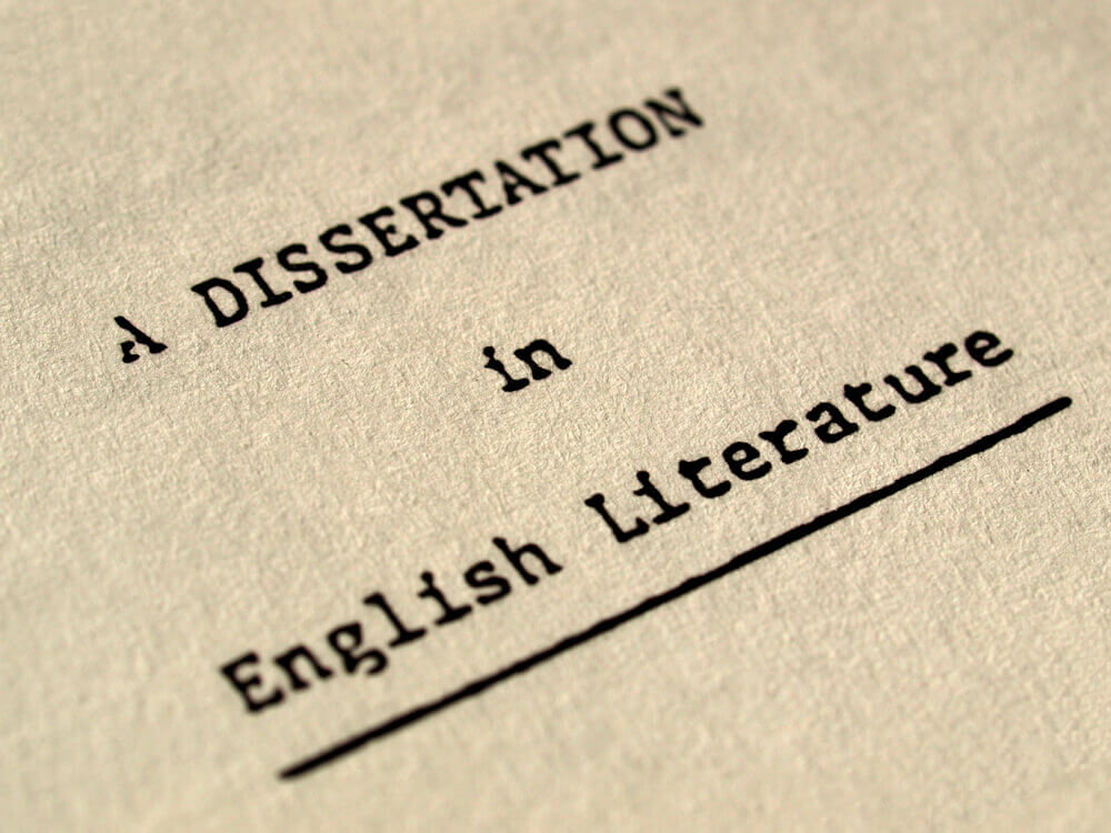 Order a dissertation